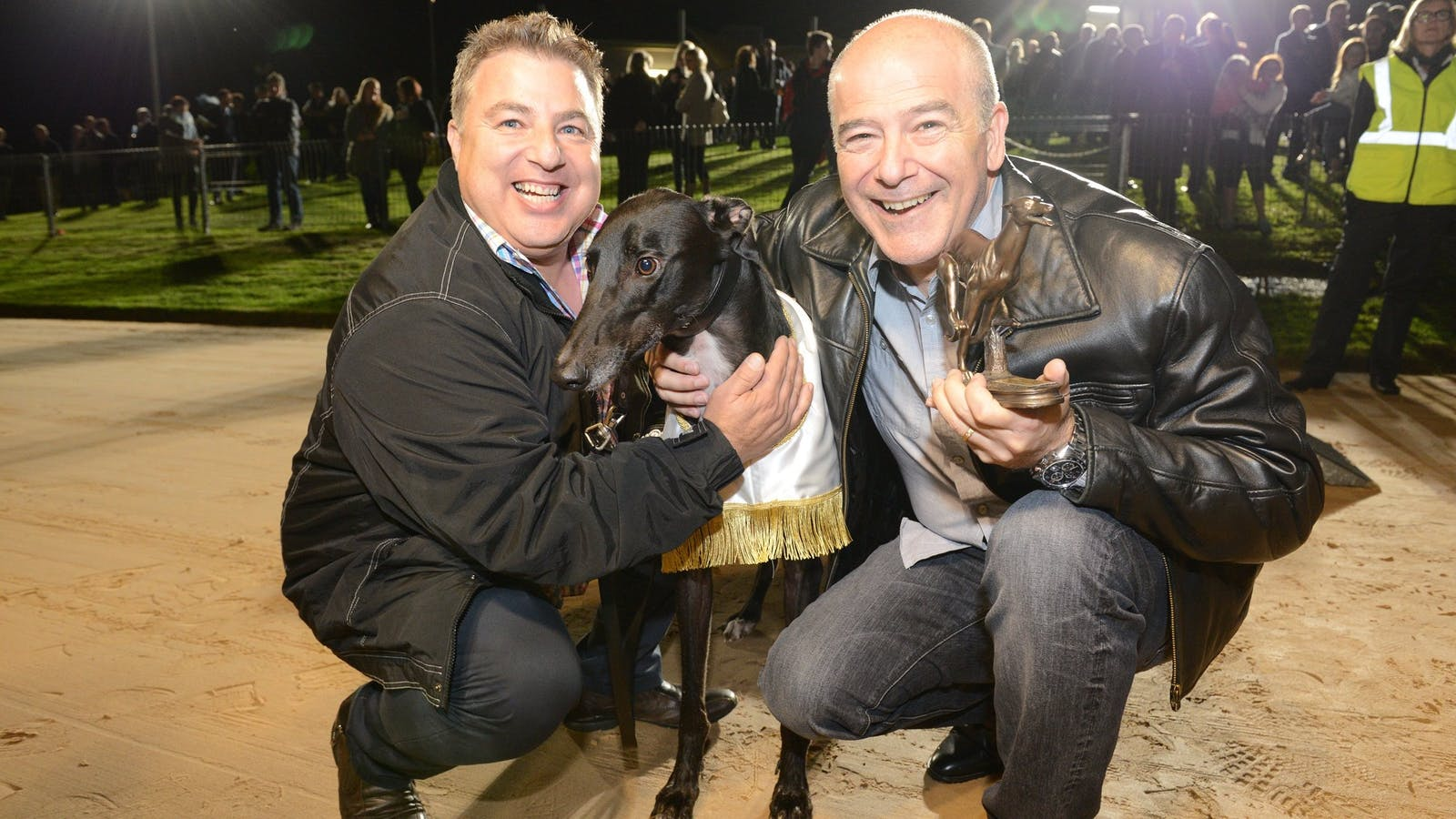 Winners Are Grinners at Warrnambool Greyhound Racing Club