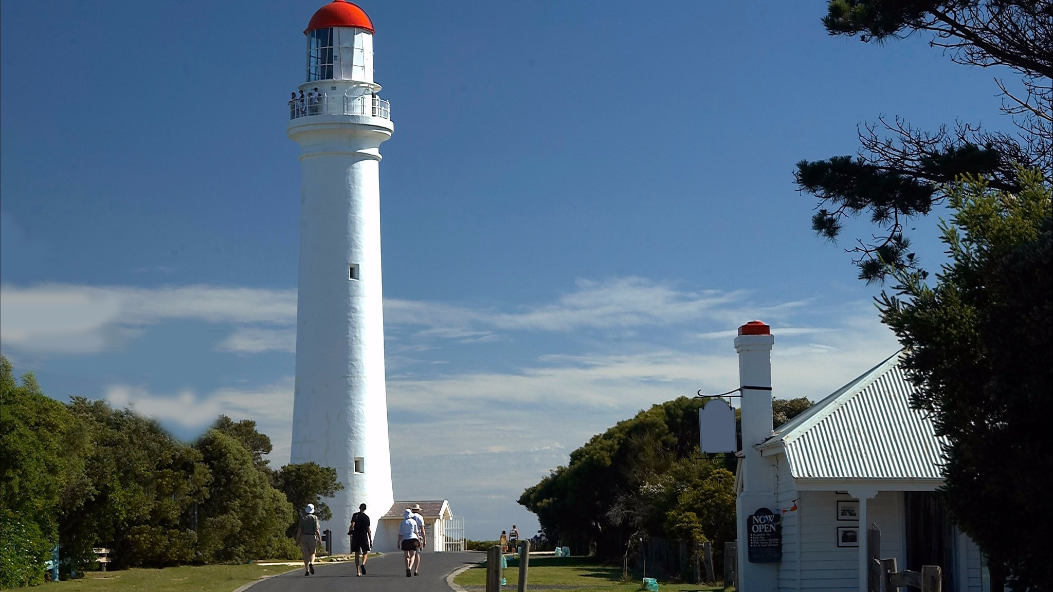 Split Point Lighthouse Tours Aireys Inlet Attraction