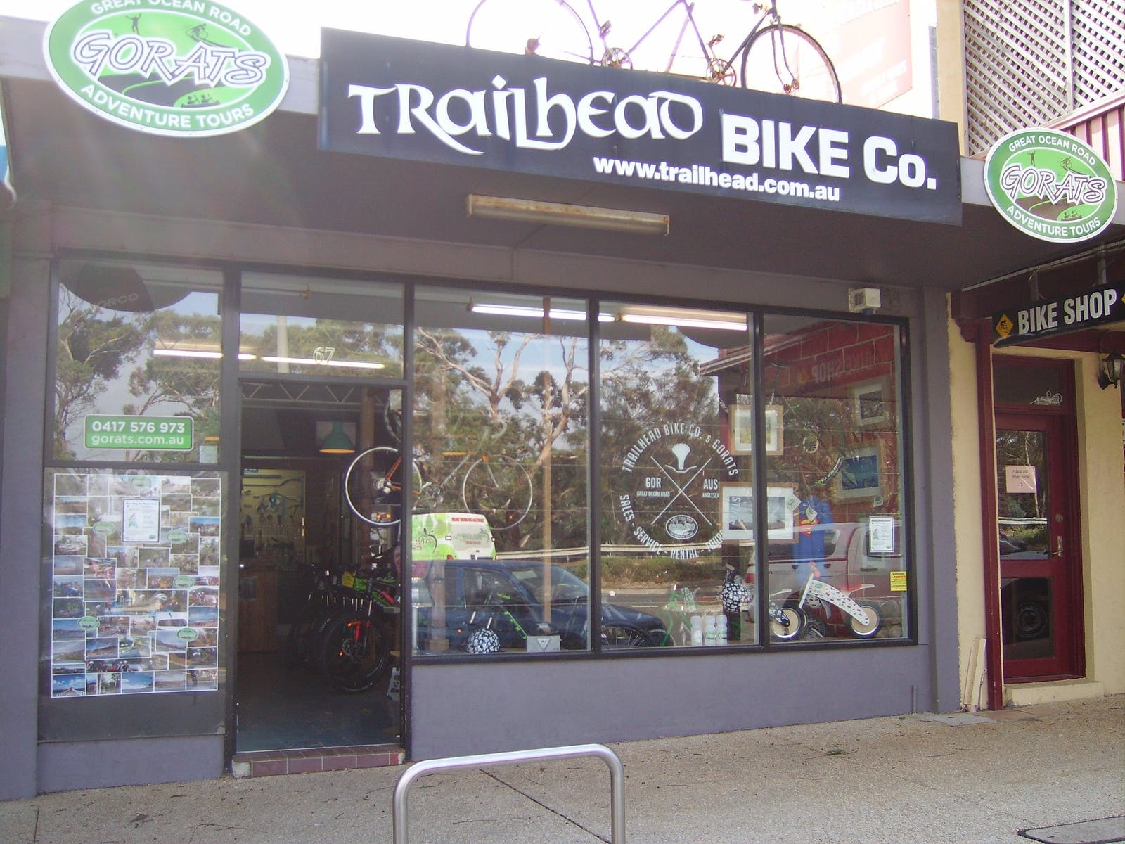 Trailhead Bike Co.