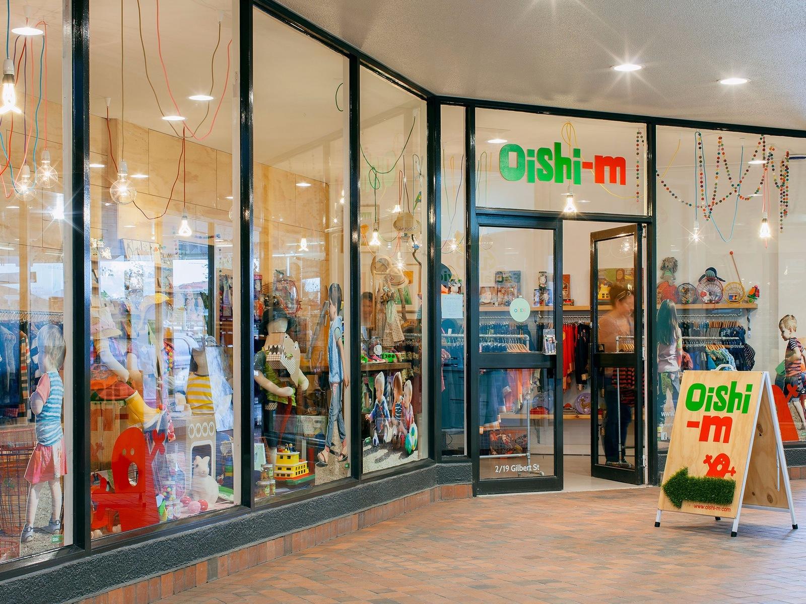 Oishi-m Storefront