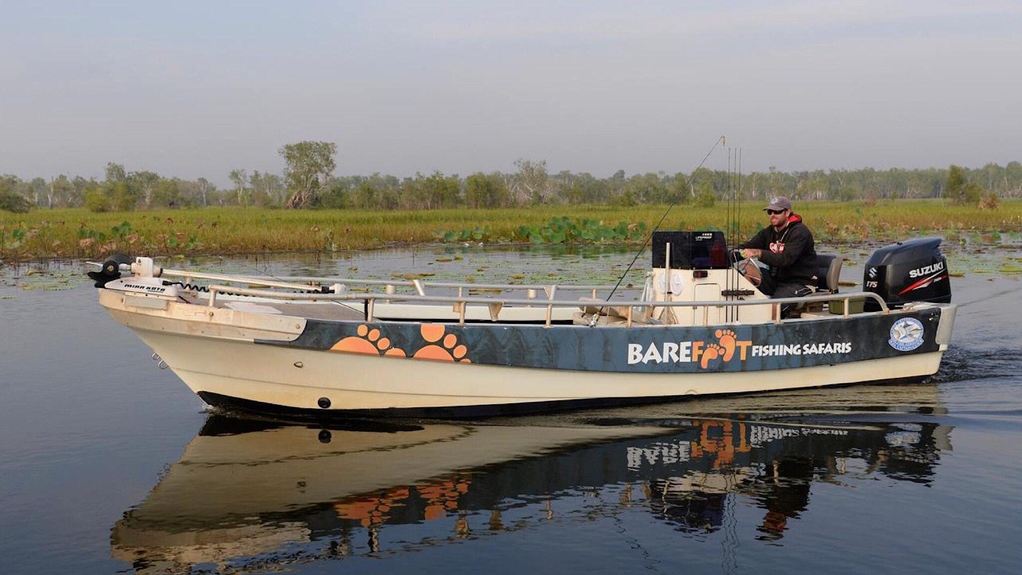 Barefoot Fishing Safaris