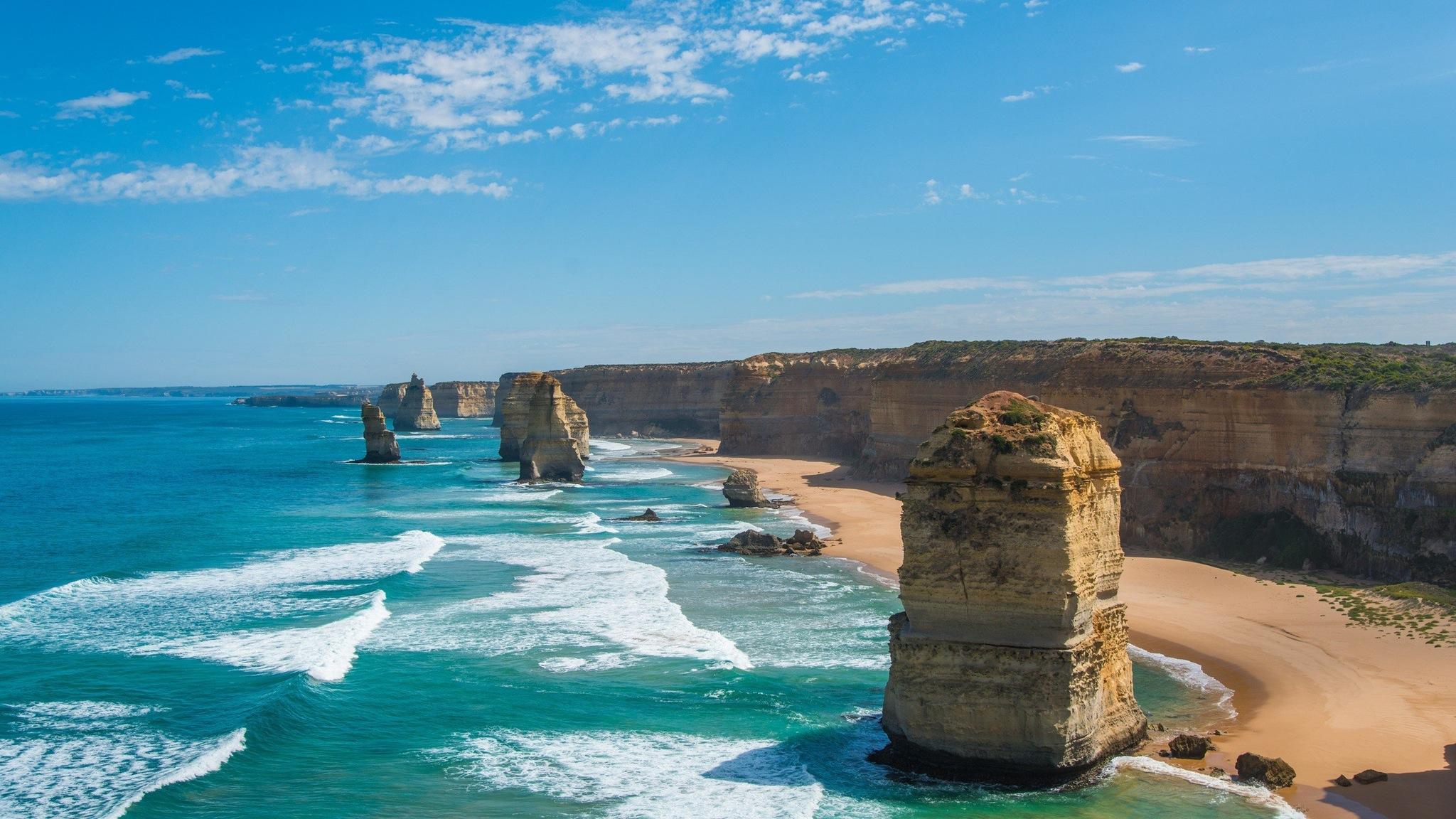 12 Apostles, Great Ocean Road, Victoria, Australia