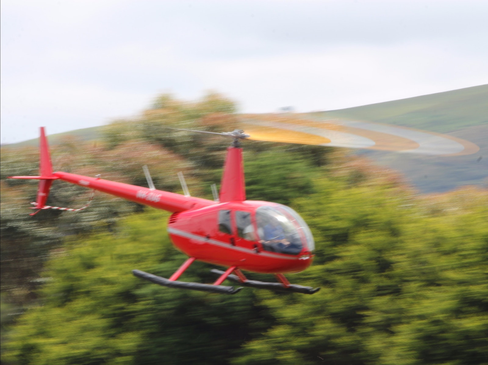 Robinson R44 Clipper2 Helicopter