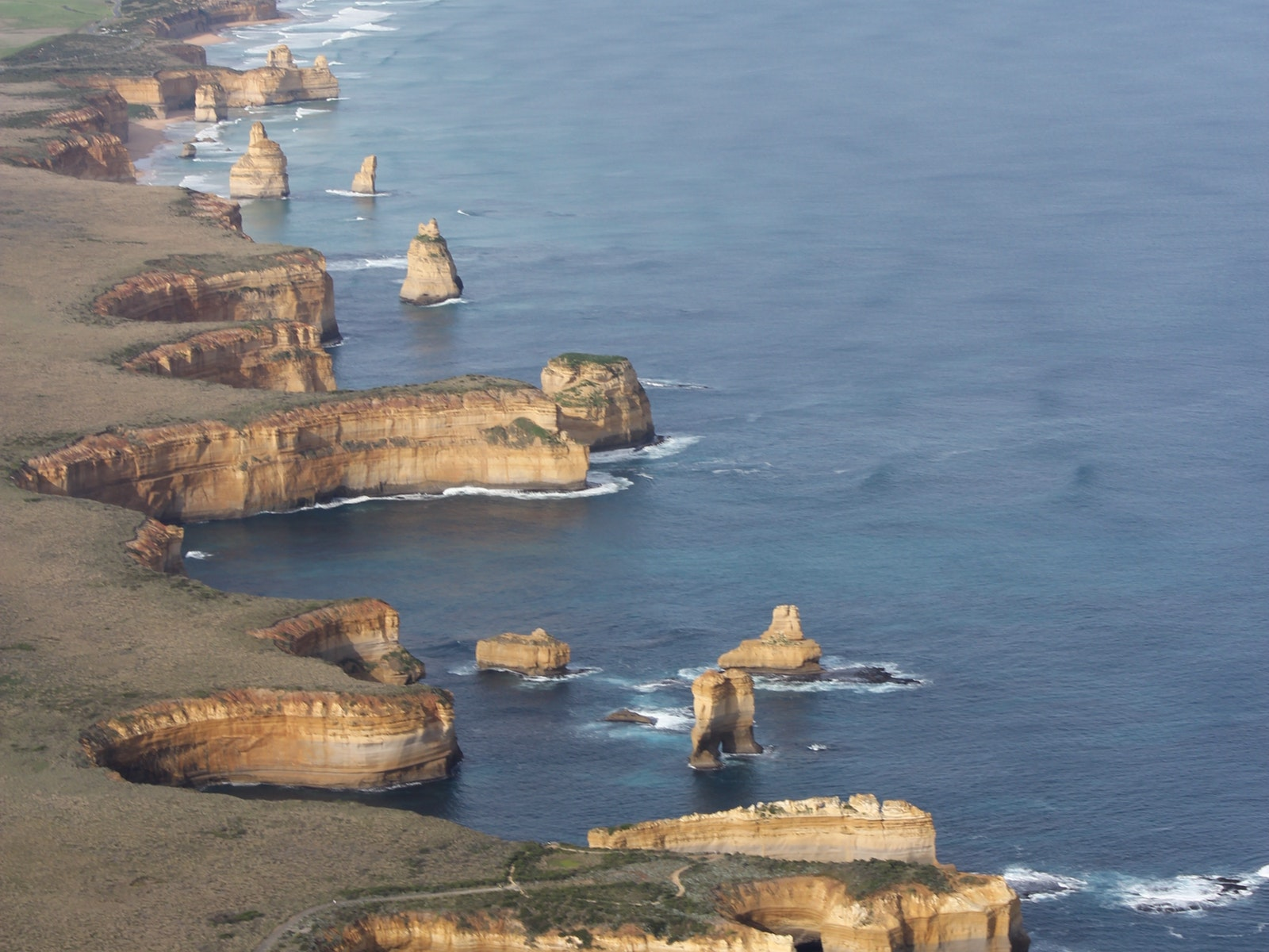Twelve Apostles and Loch Ard Gorge