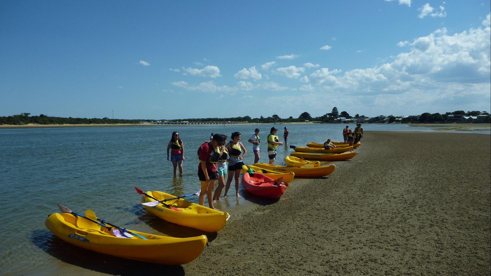 Barwon River Kayaking
