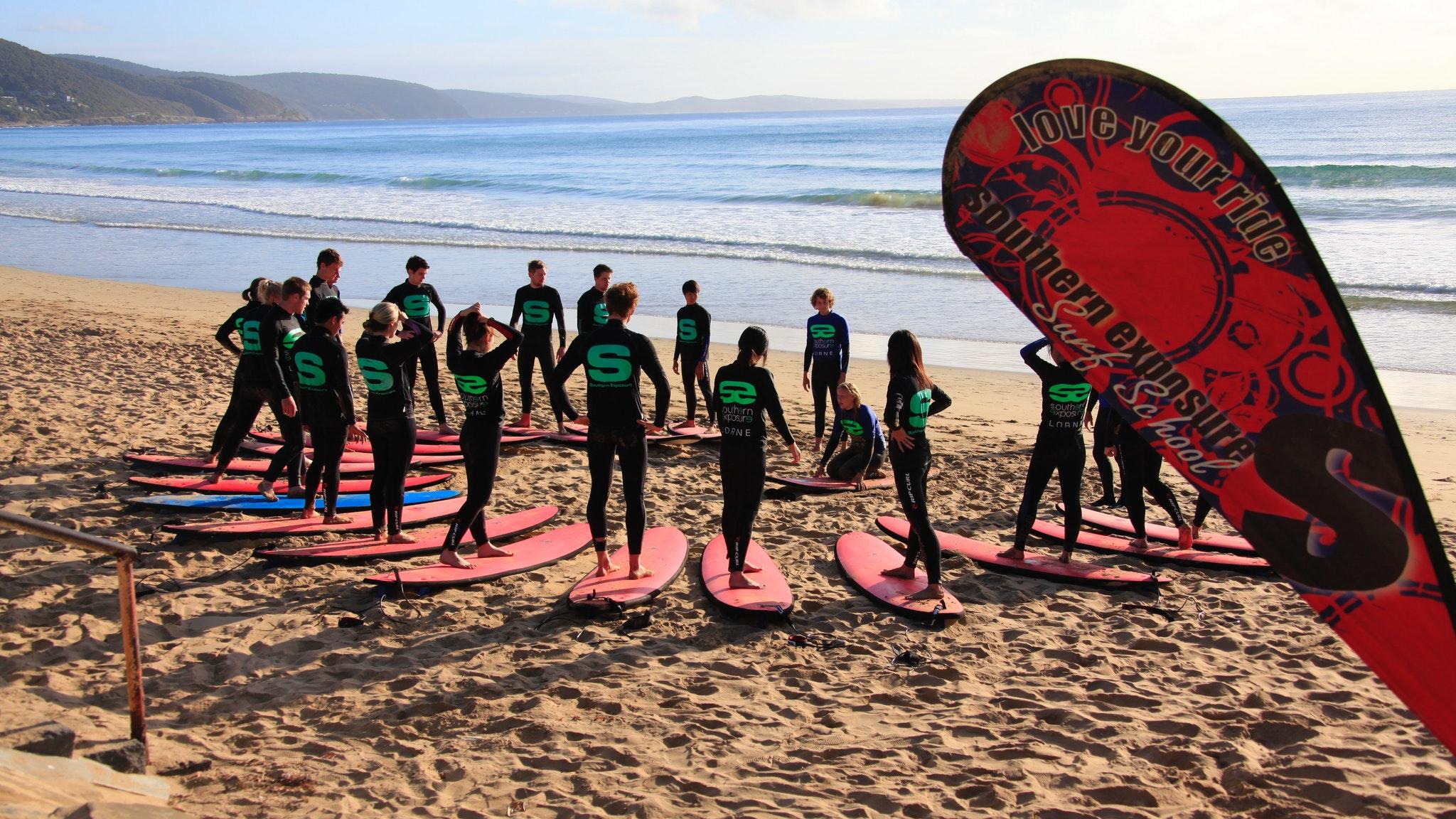 Surf School Lorne Circle