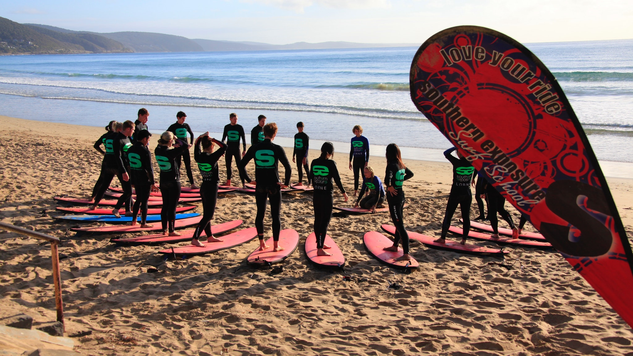 Surf School Lorne Circle