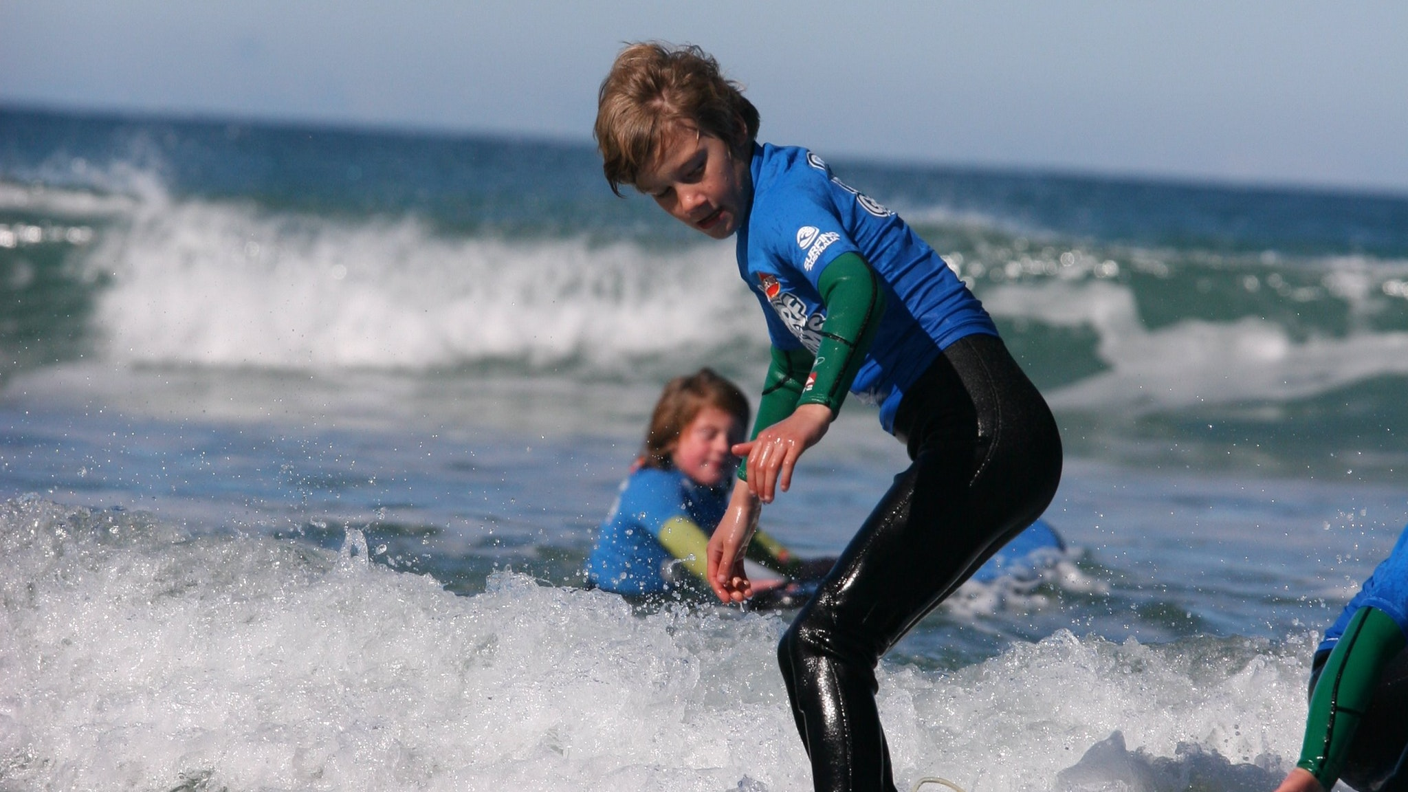 Go Ride A Wave - Lorne