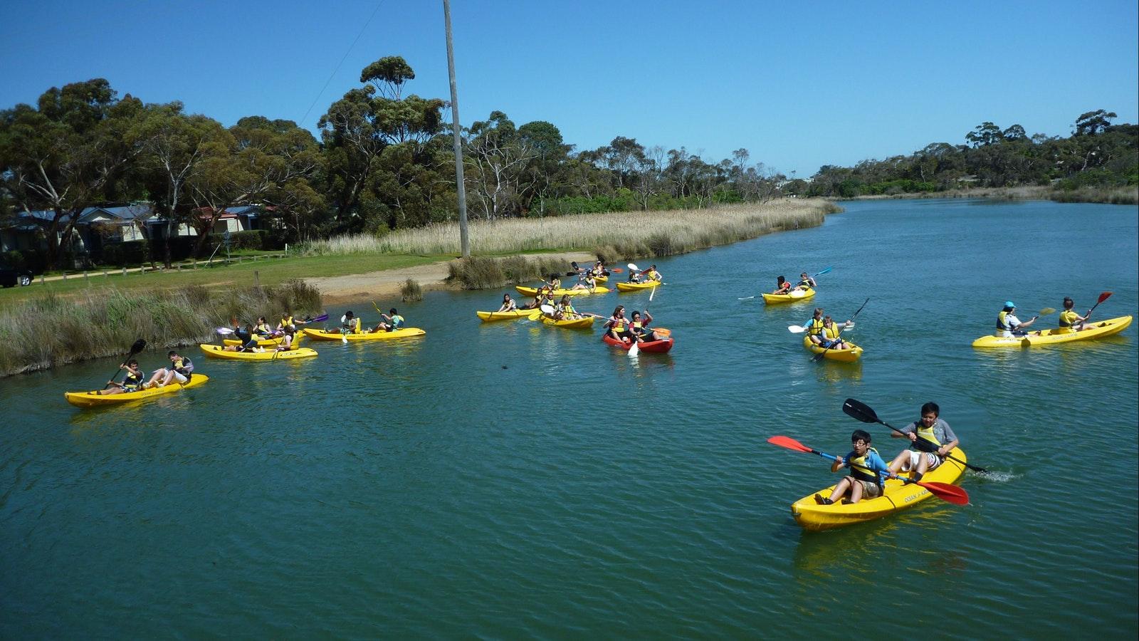 Anglesea River Wray St Kayaking