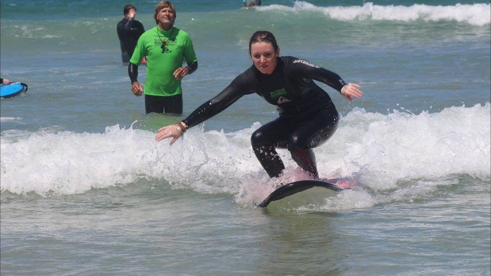 Rob + Surfer