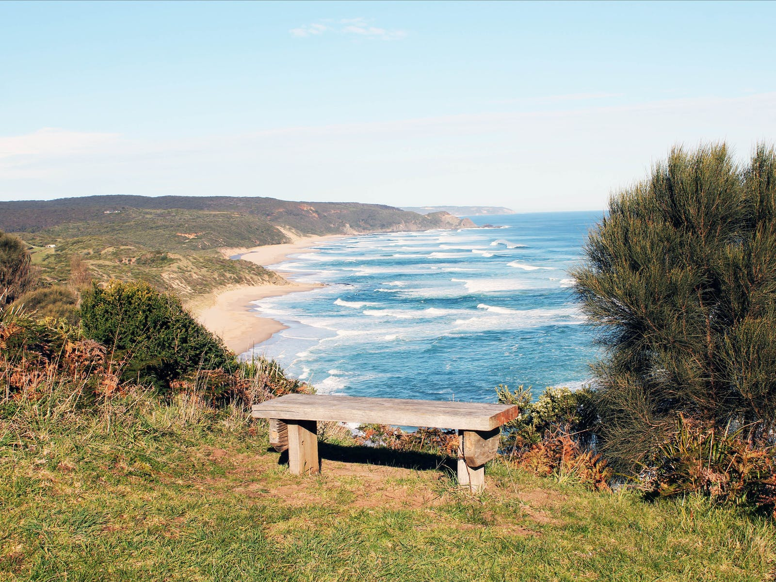 Fabulous Ocean Views on Great Ocean Walk