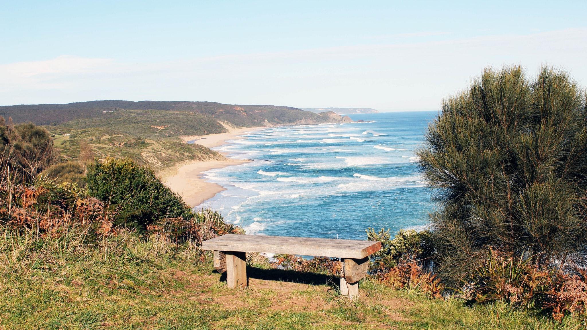 Fabulous Ocean Views on Great Ocean Walk