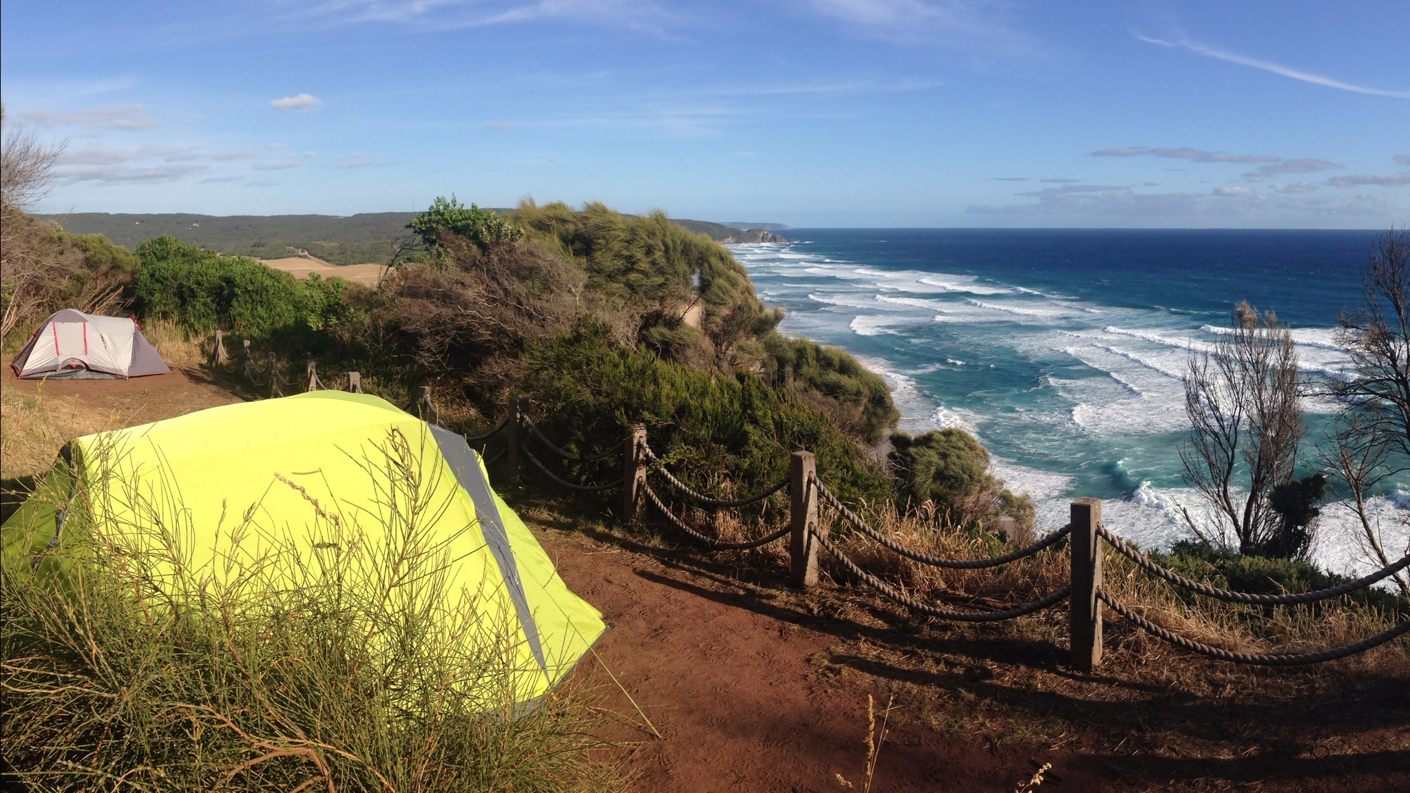 Great Ocean Walk Hike 2 Camp Johanna Beach