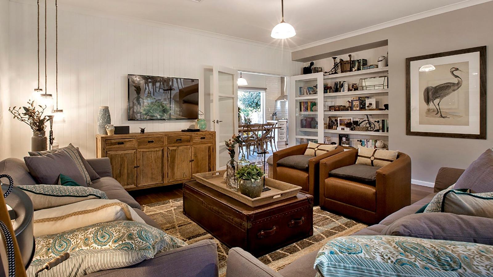 Brooklands Farm Ruffy holiday home - Rumpus room