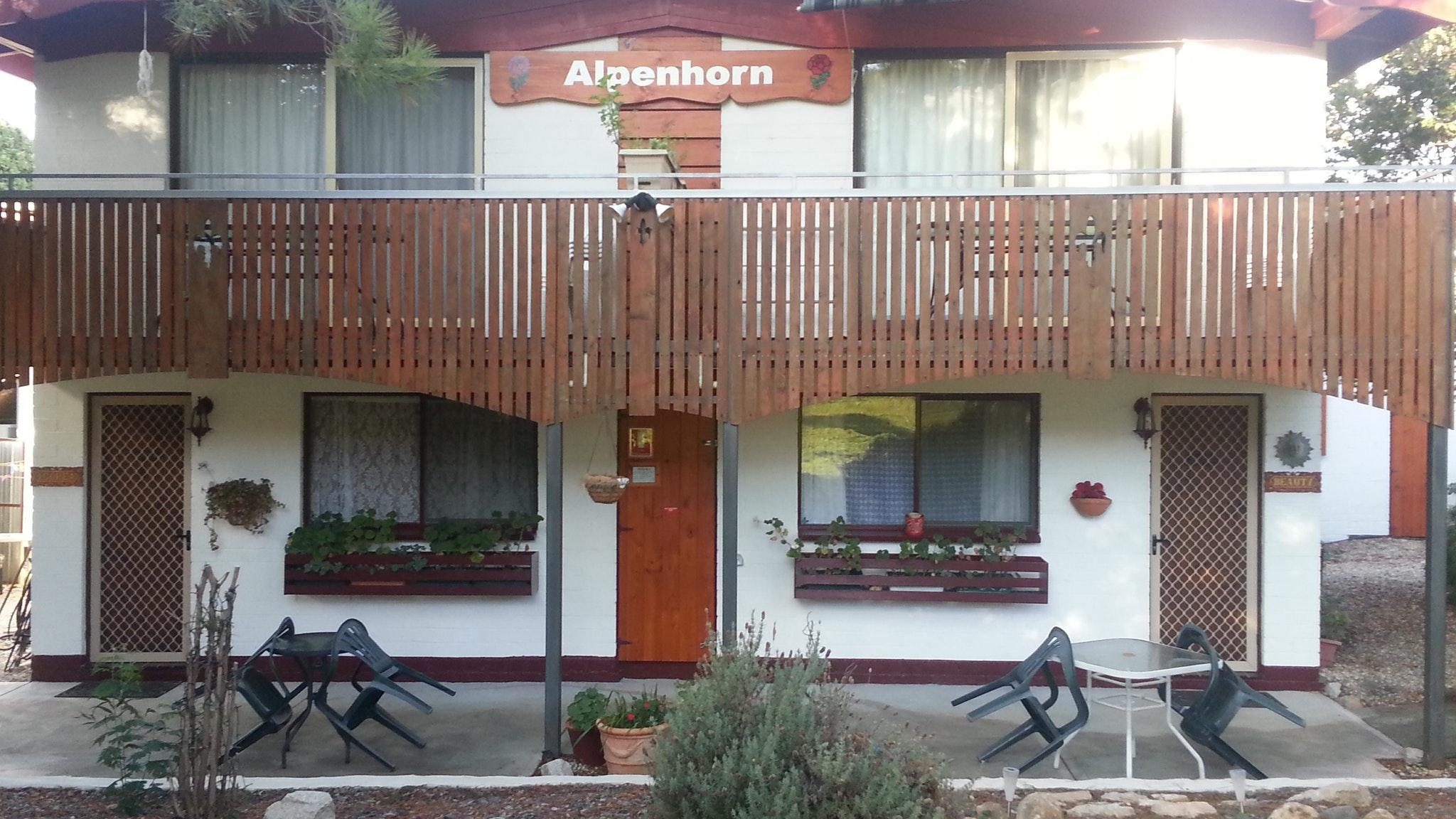 Alpenhorn Holiday Units