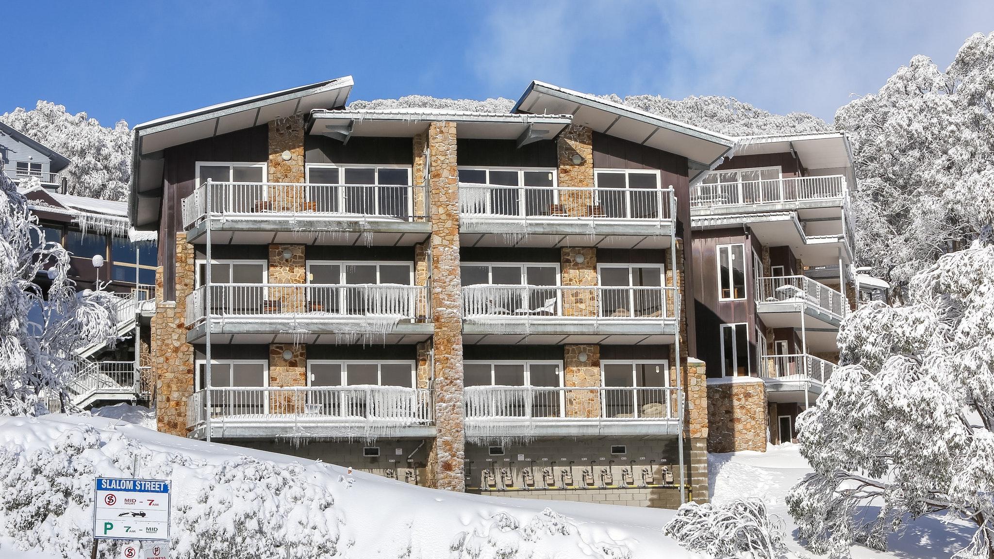 Ropers Alpine Apartments