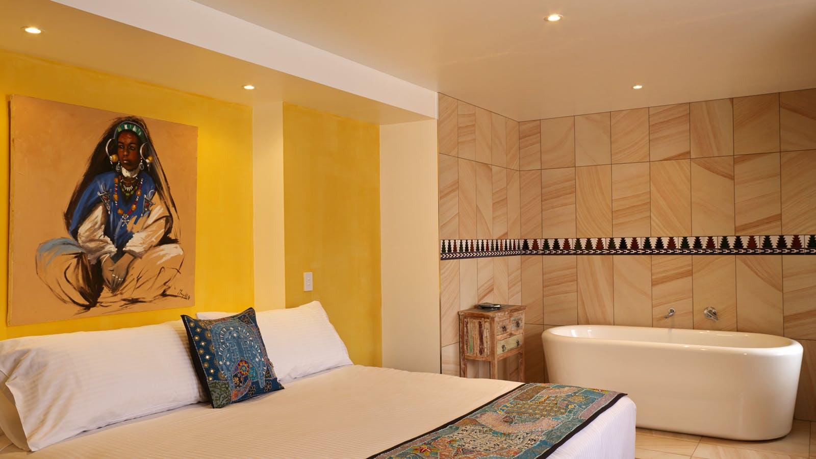 Marrakesh Bed/Bath