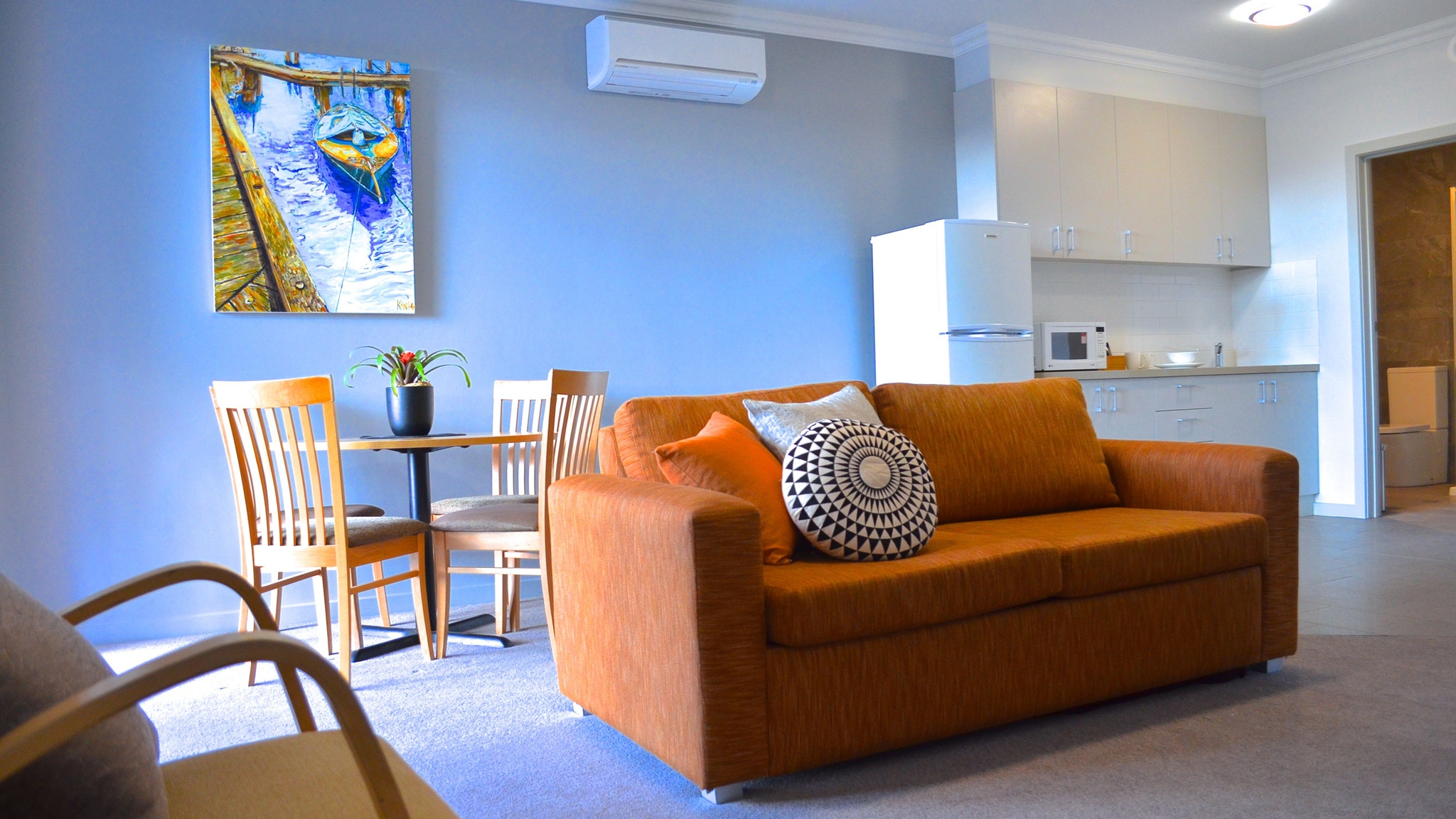 Mansfield Apartments, Accommodation, High Country, Victoria, Australia