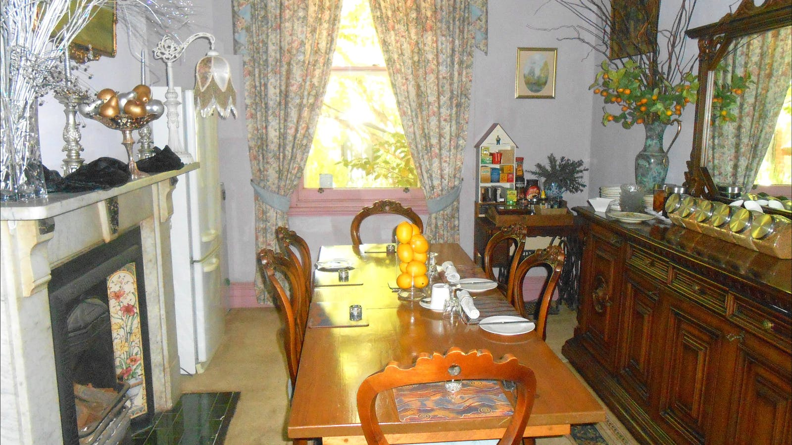 Guests' dining room