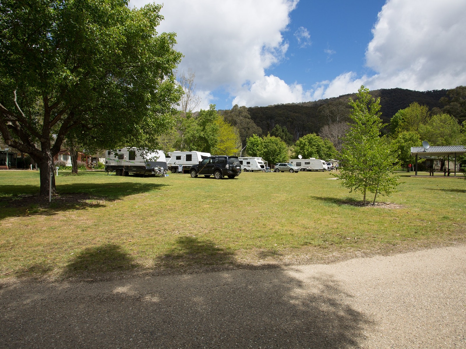 Bright Freeburgh Caravan Park