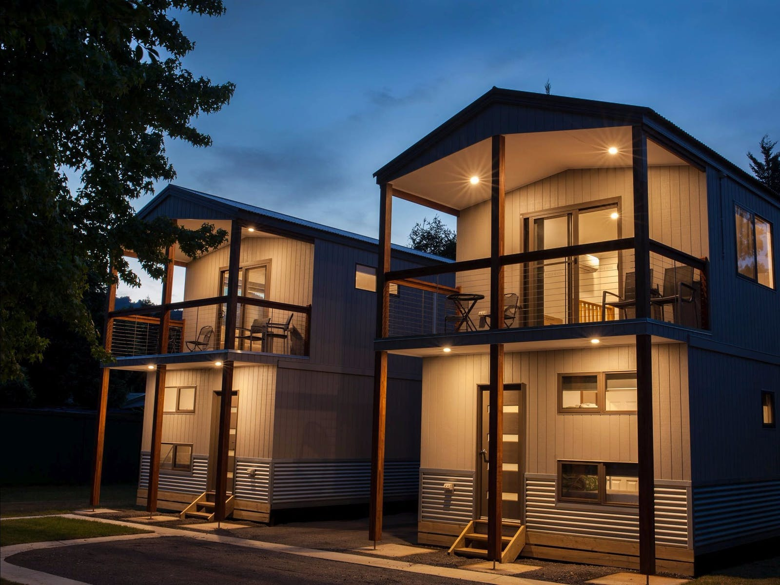 Luxury Mountain View Spa Villa