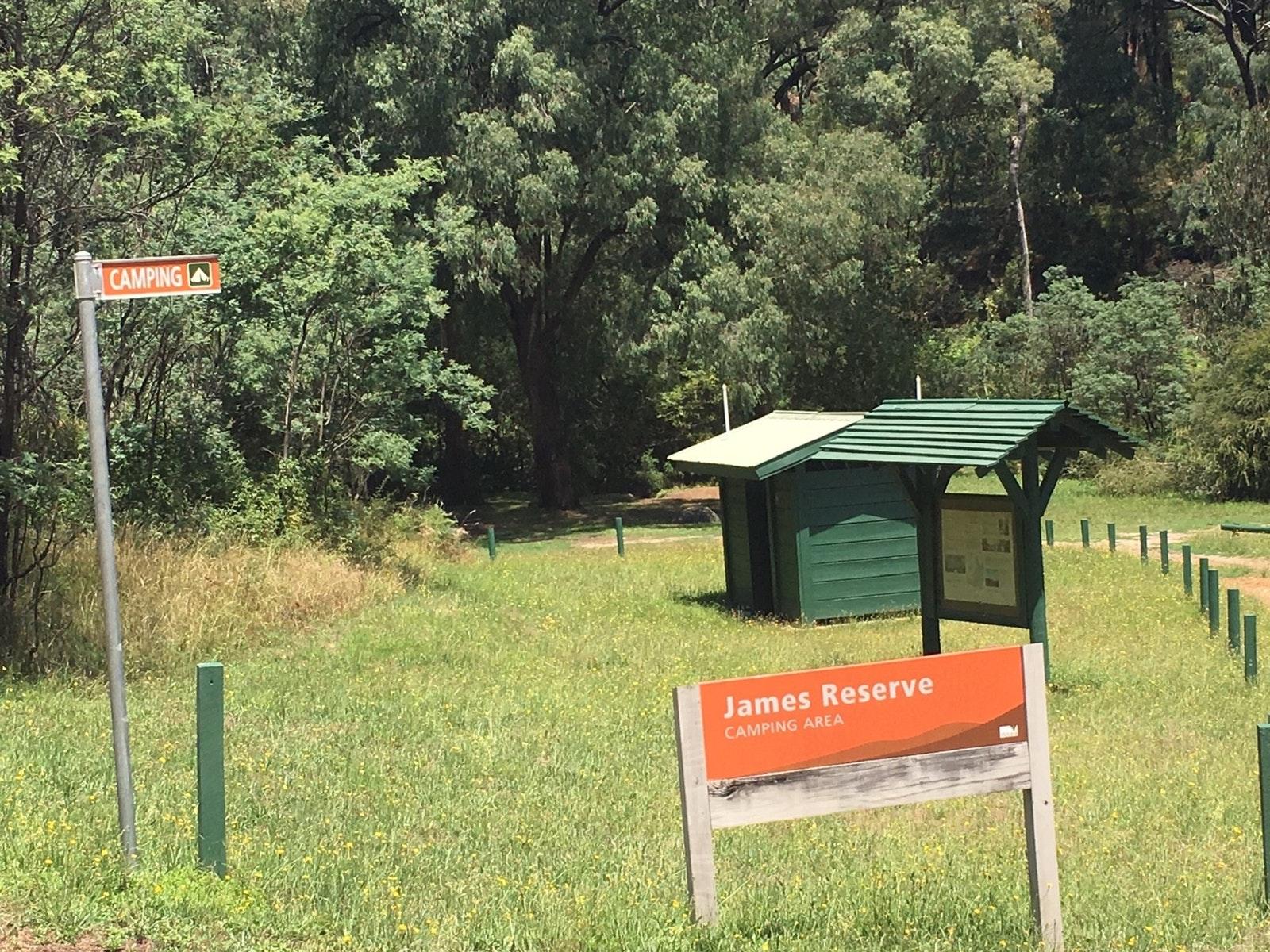 James Reserve