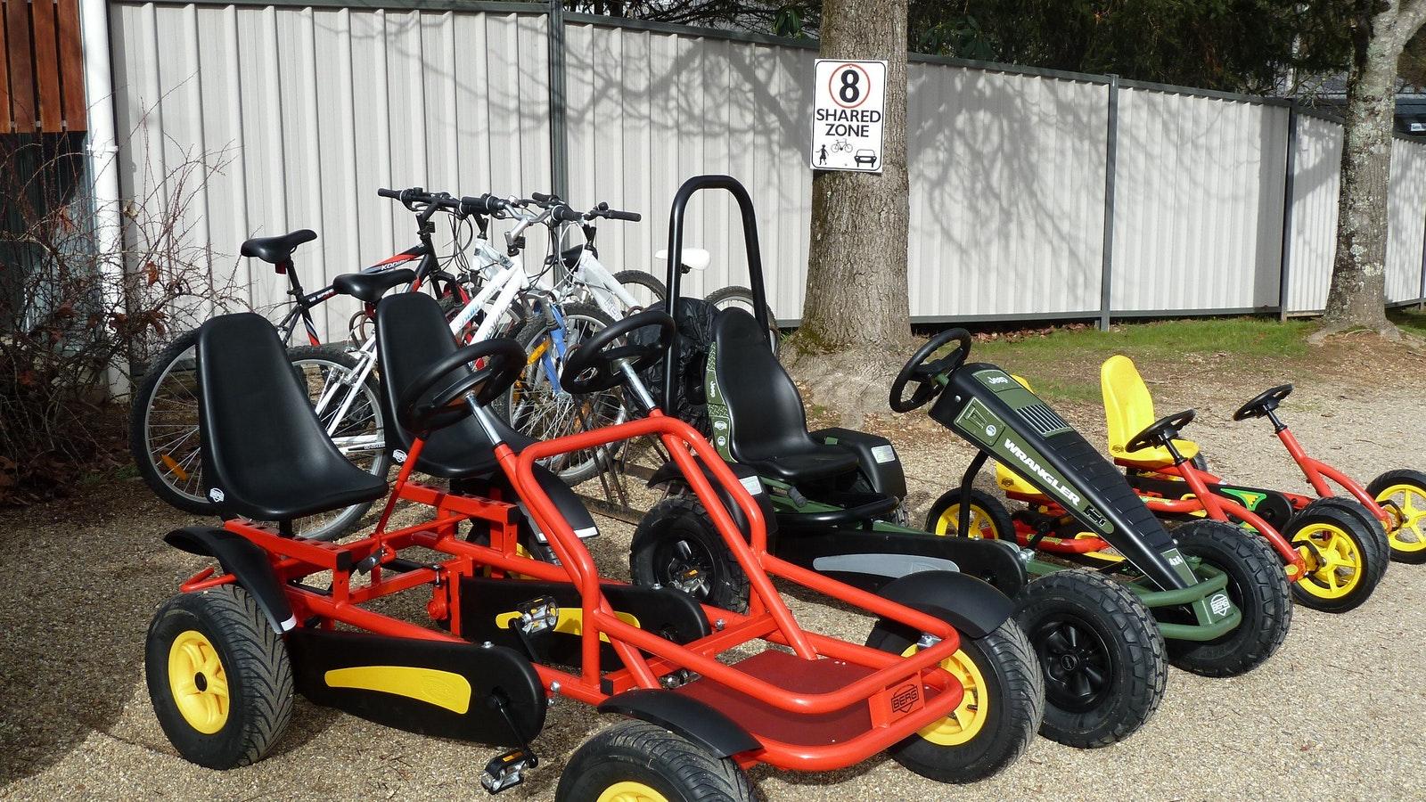 Peddle Karts Family Fun
