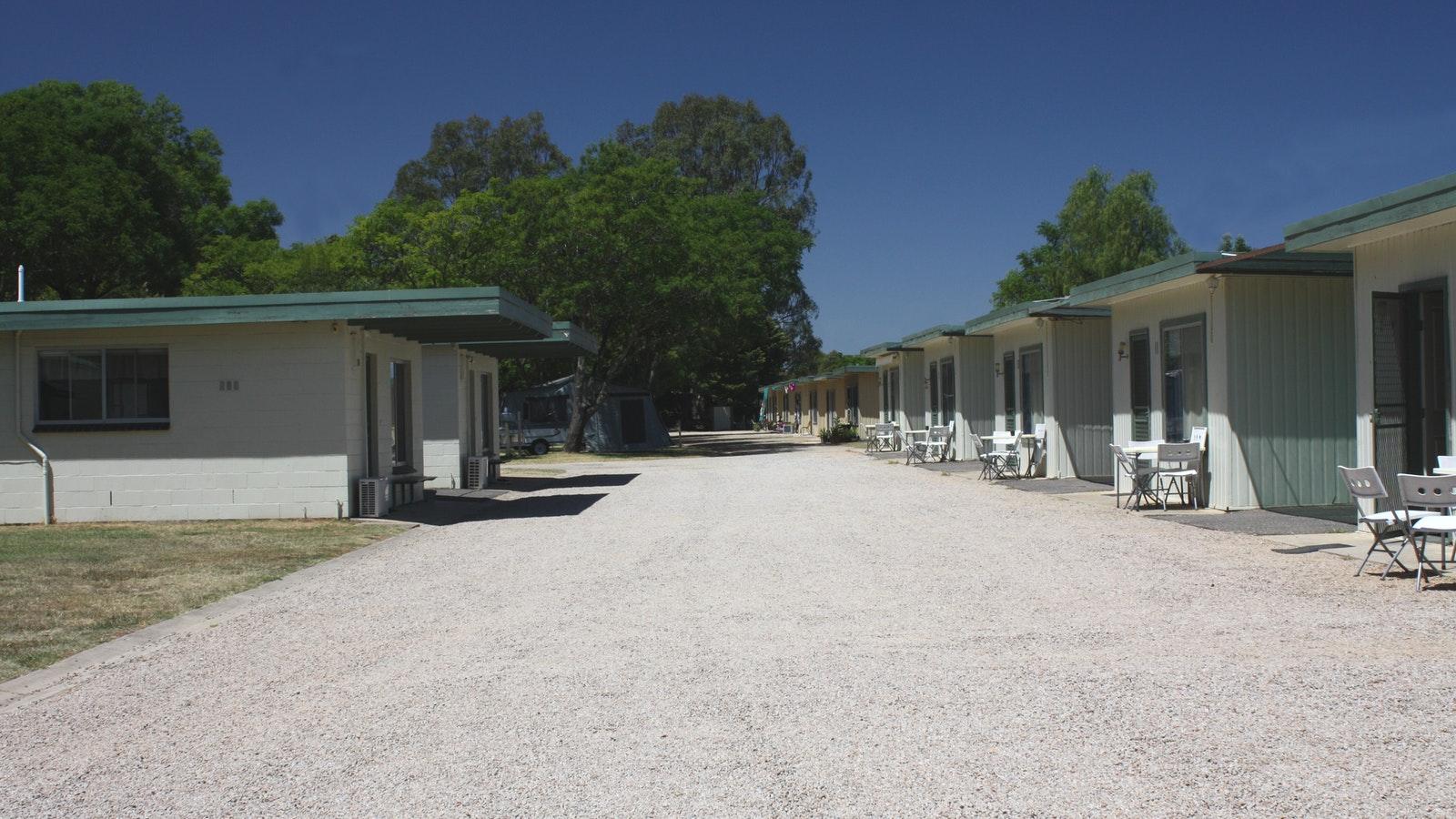 Ensuite cabins