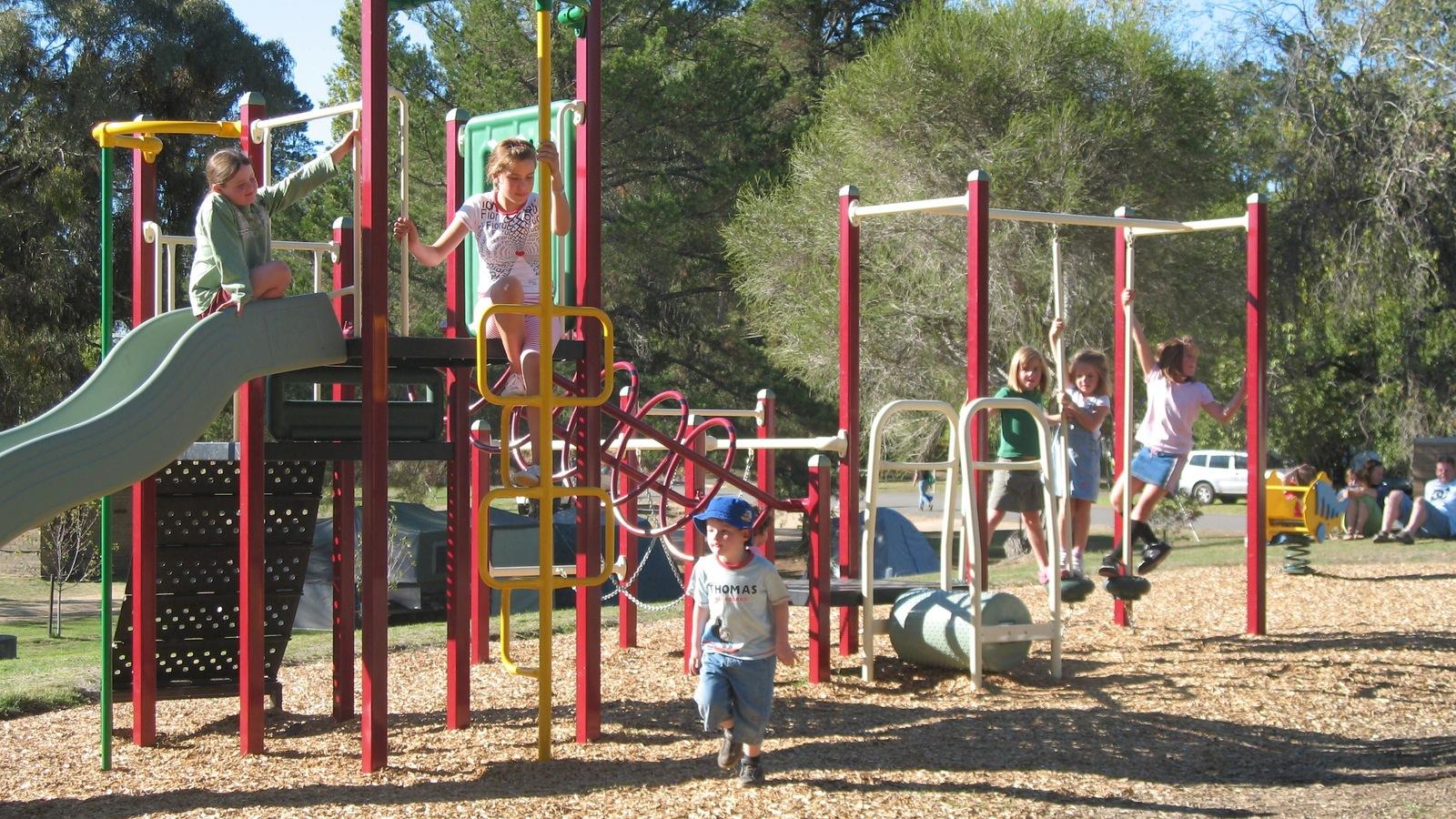 Playground for kids to enjoy
