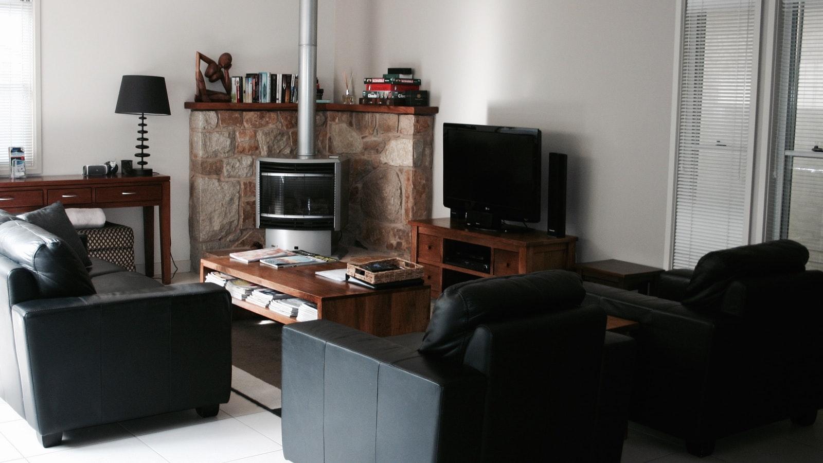 premium abalina on cobden living room