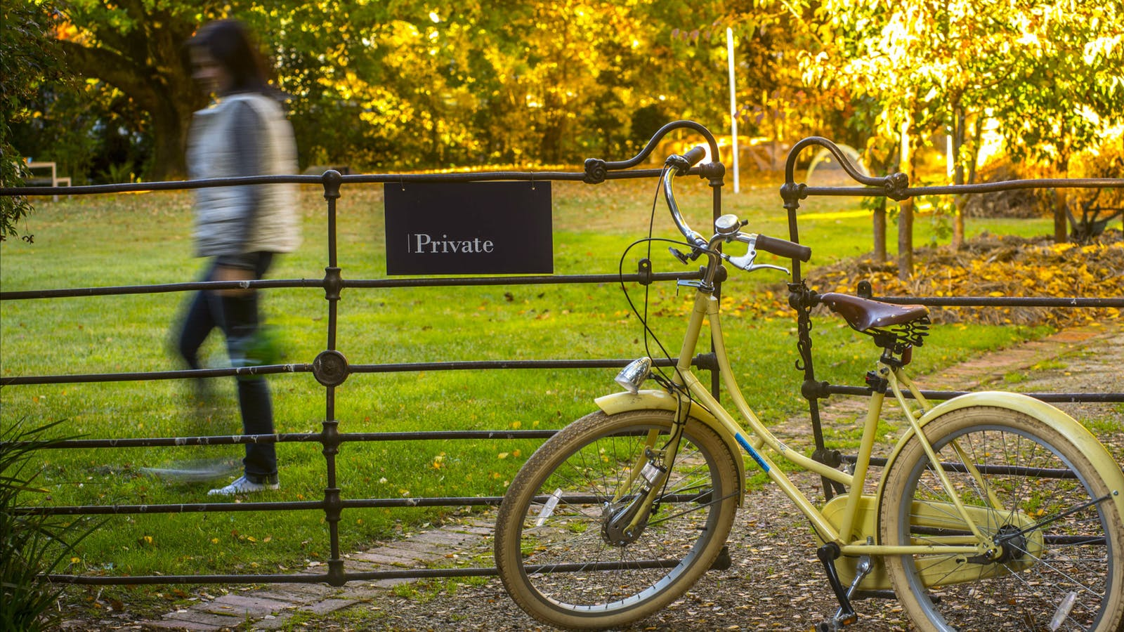 Cycle friendly accommodation