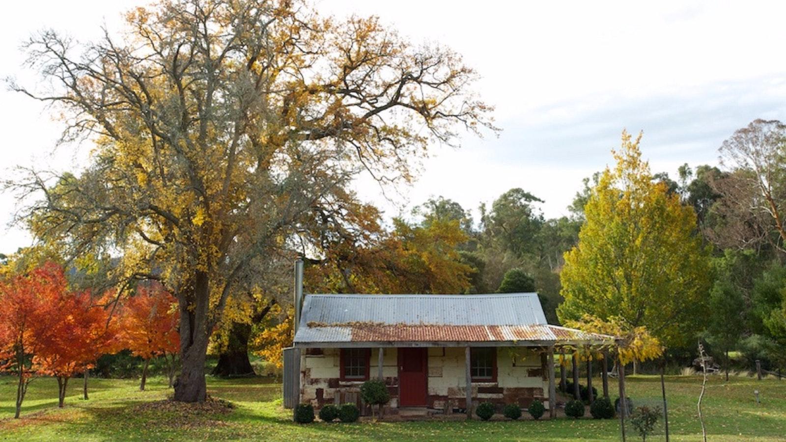 Historic Miners Cottage