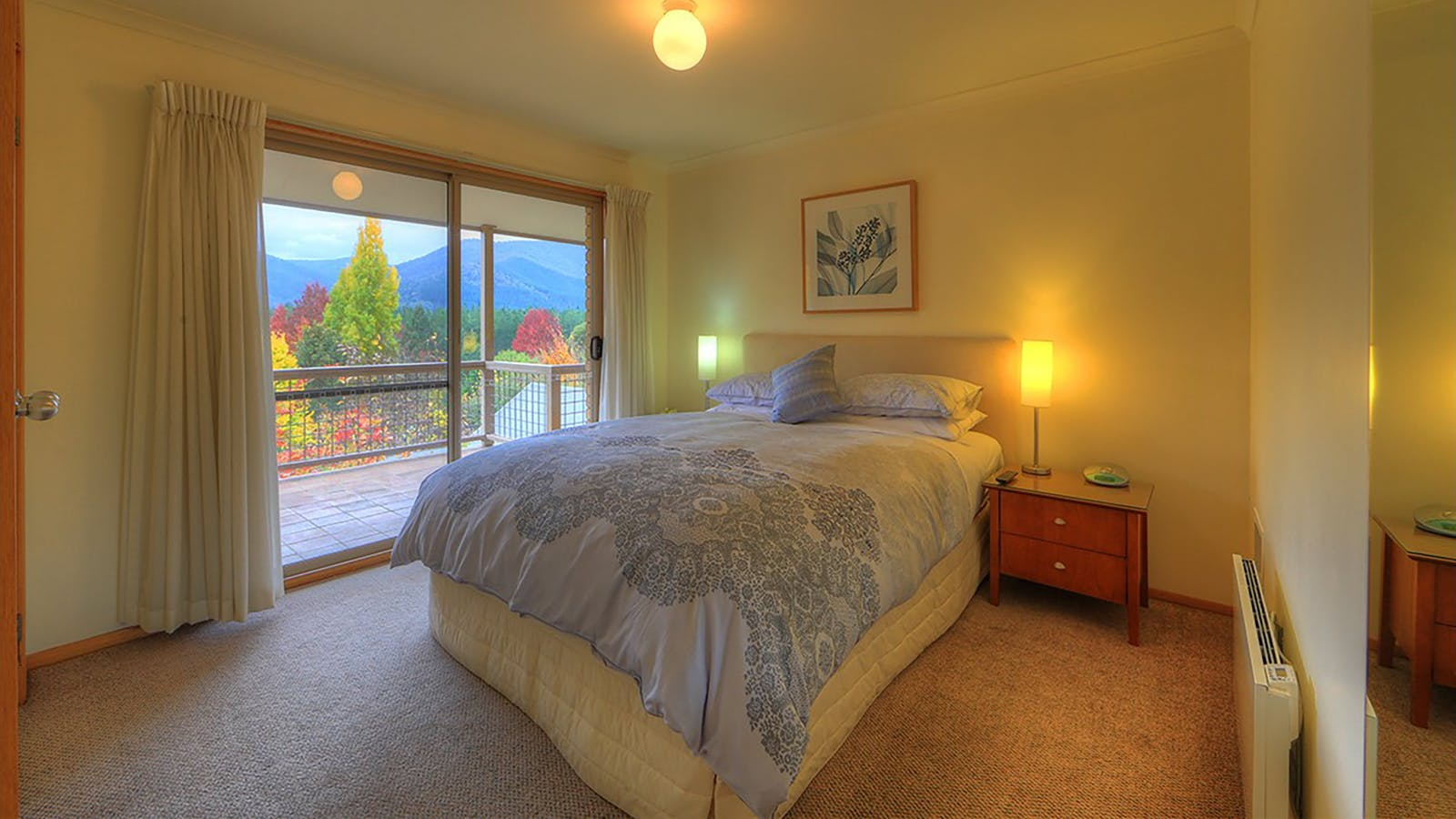 Luxurious comfort and amazing views