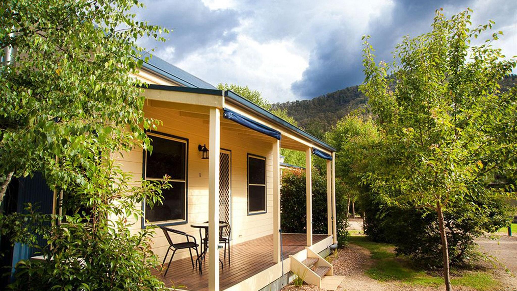 Verandah - Cottage 1