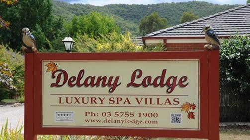 Delany Lodge luxury Spa Villas