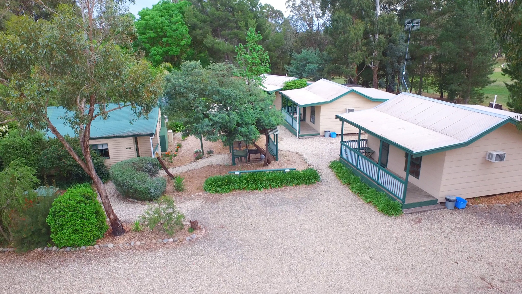 Cottage accommodation mansfield