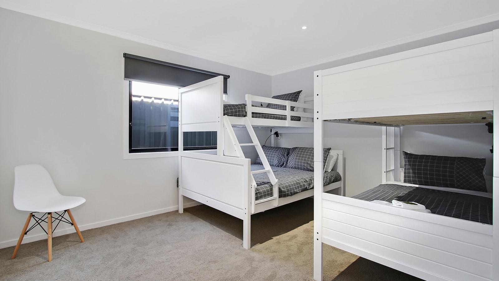 Trilogy bunk room