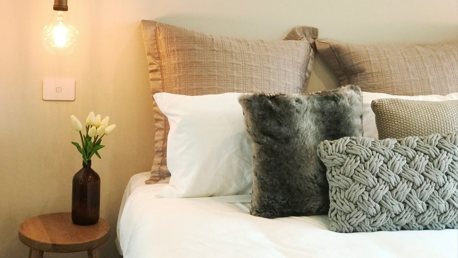 Spring Home | Luxury Linen