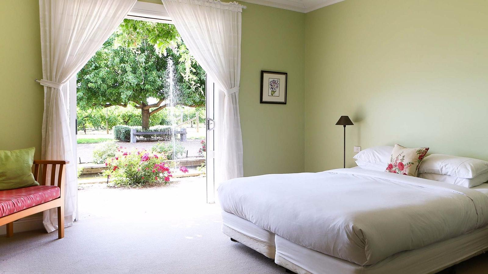 Garden Room at Lindenwarrah