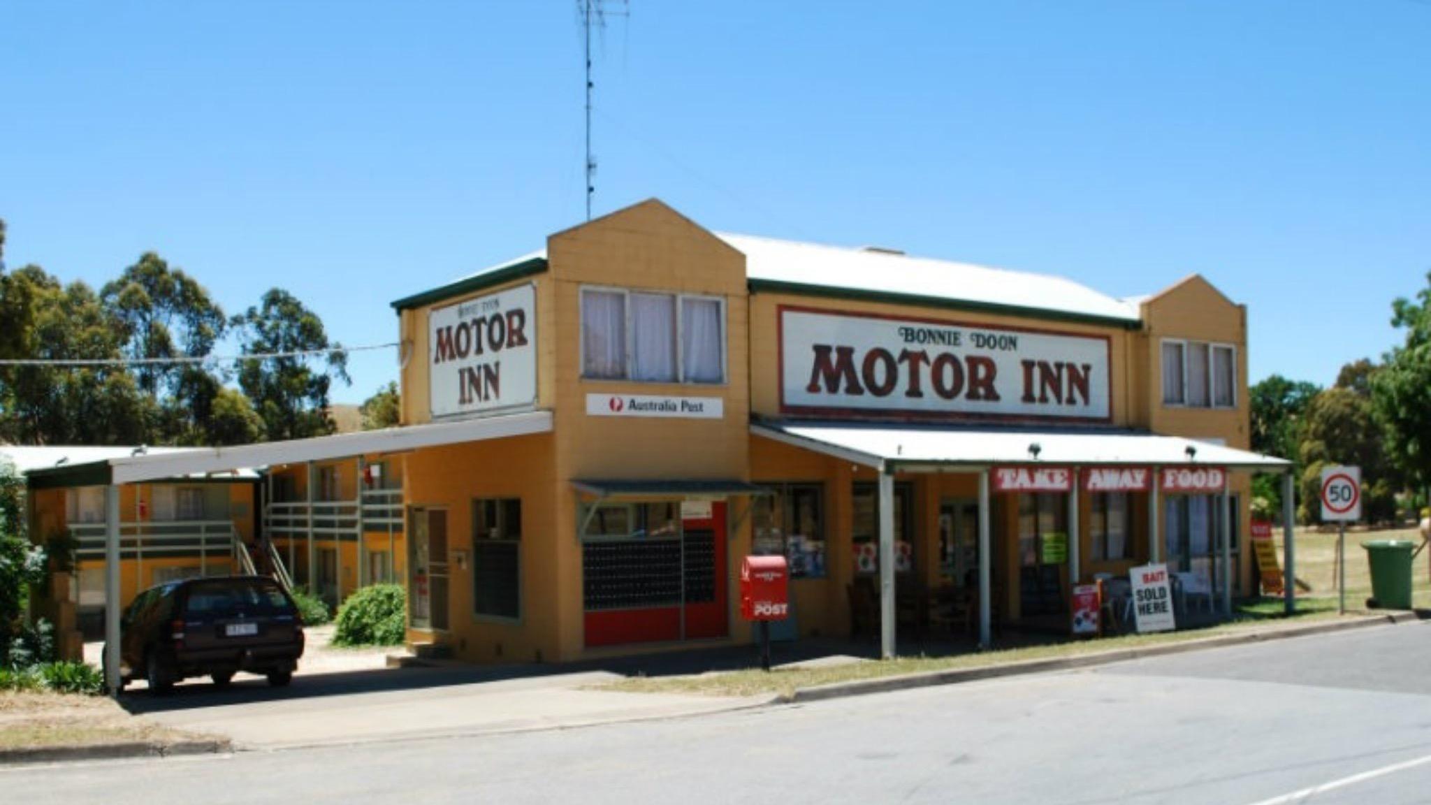 Bonnie Doon Motor Inn