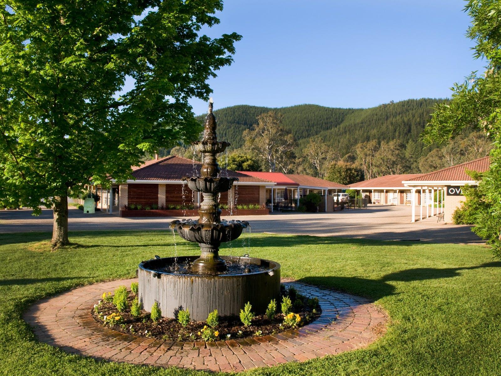 Ovens Valley Motor Inn