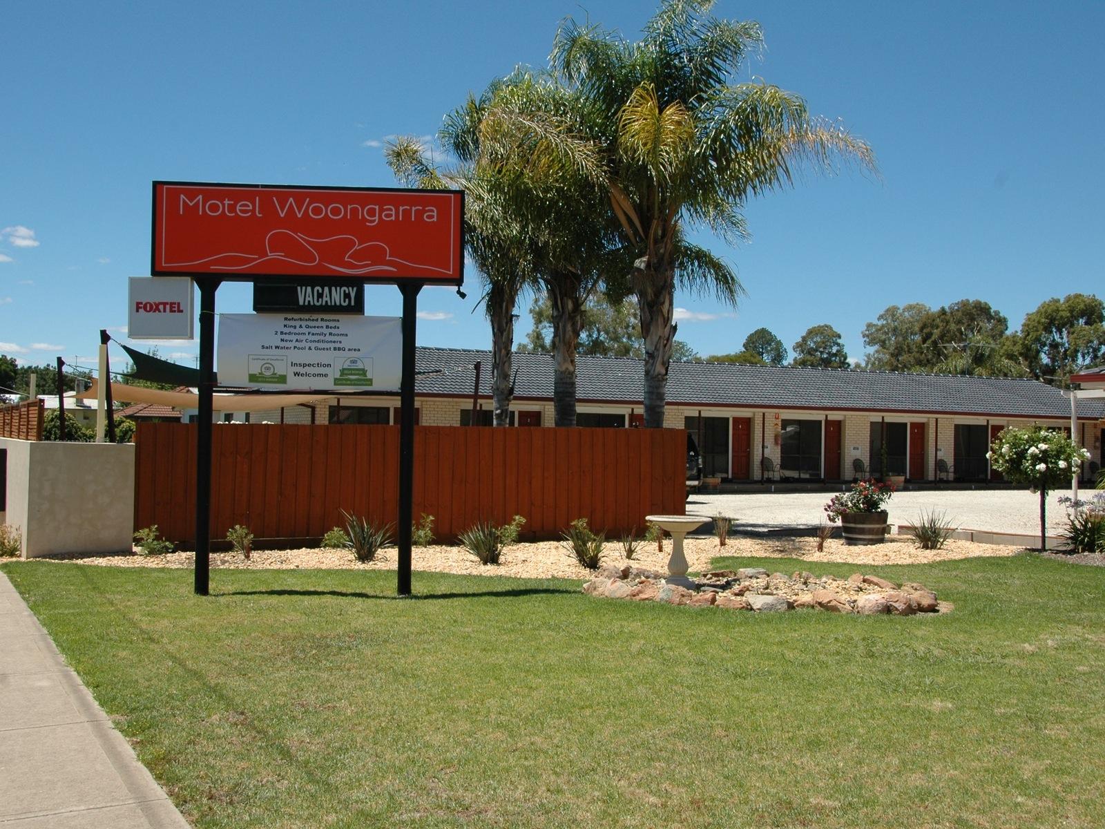 Motel Woongarra