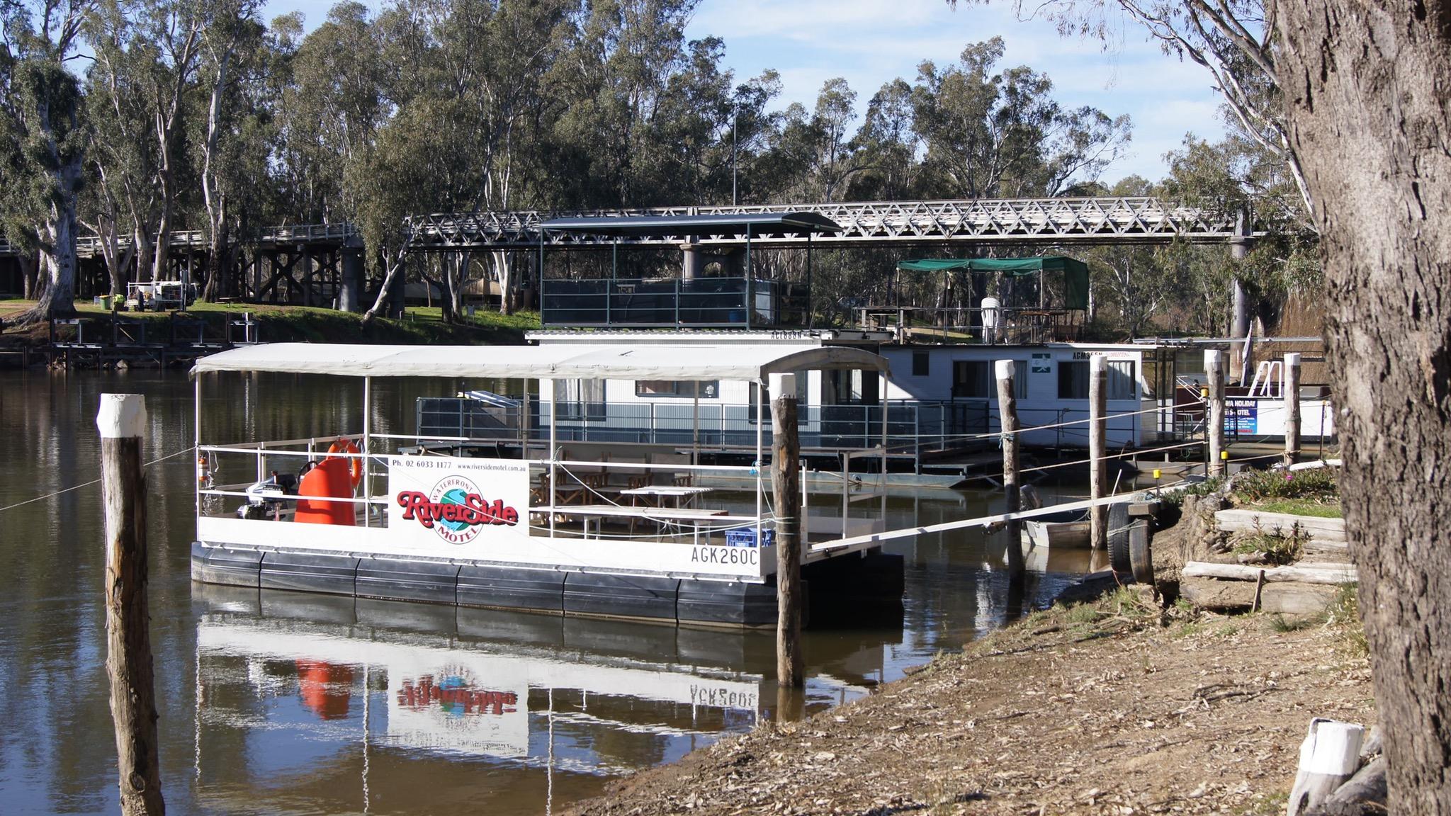 Riverside Waterfront Motel