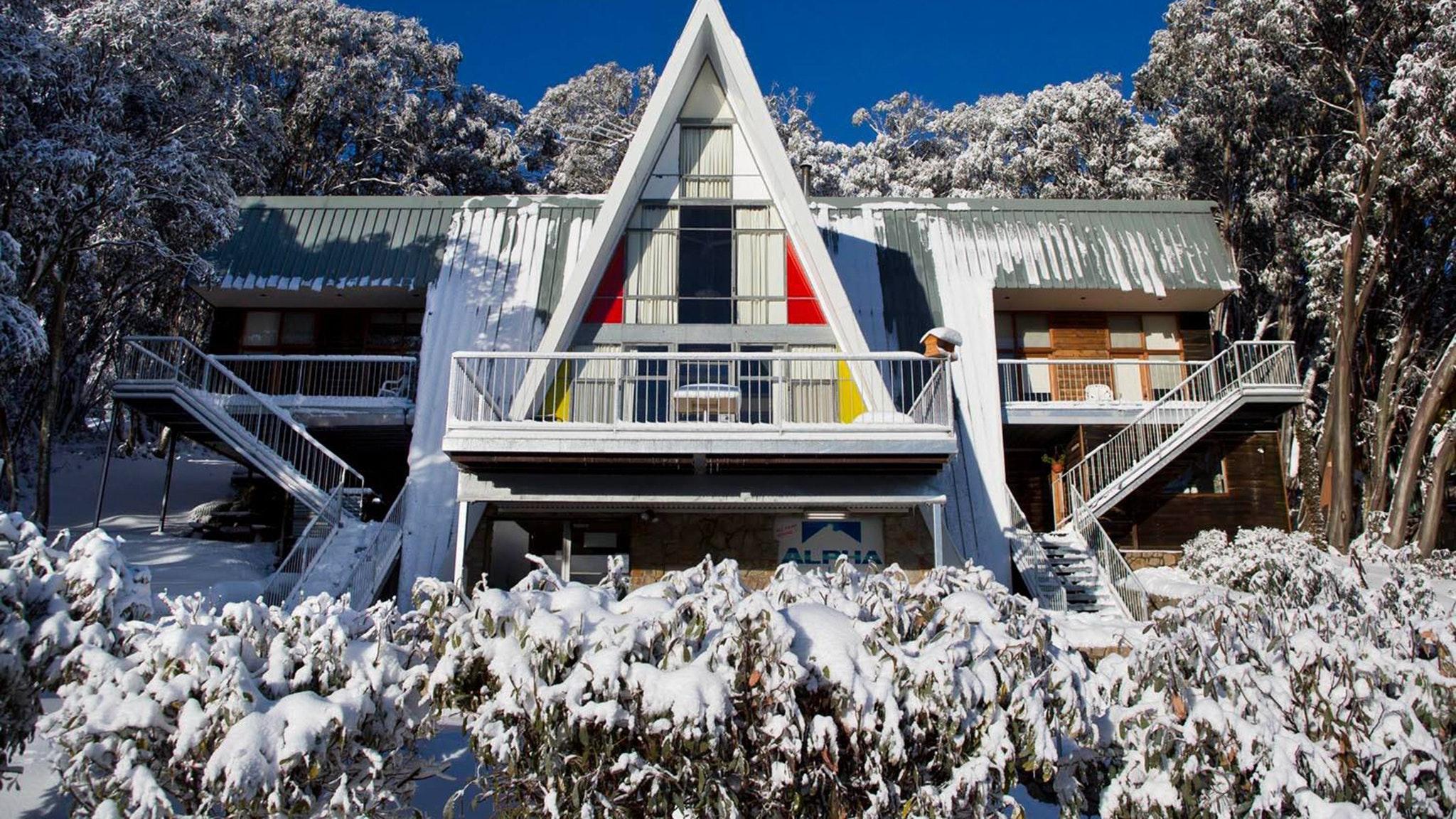 Alpha Ski Lodge