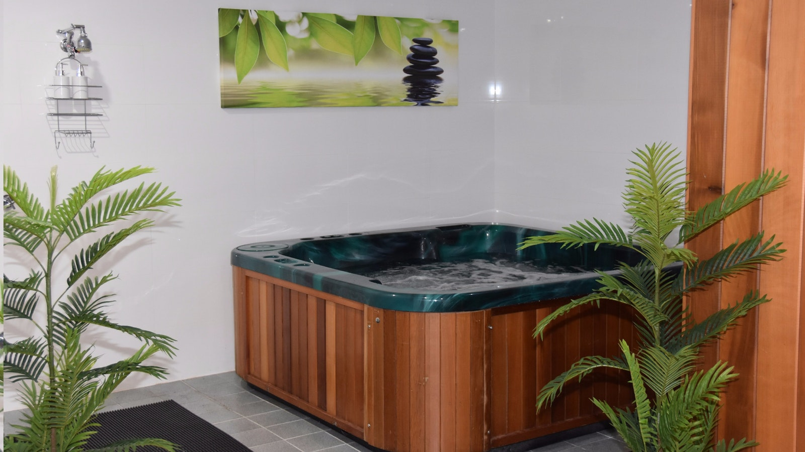 New Spa room
