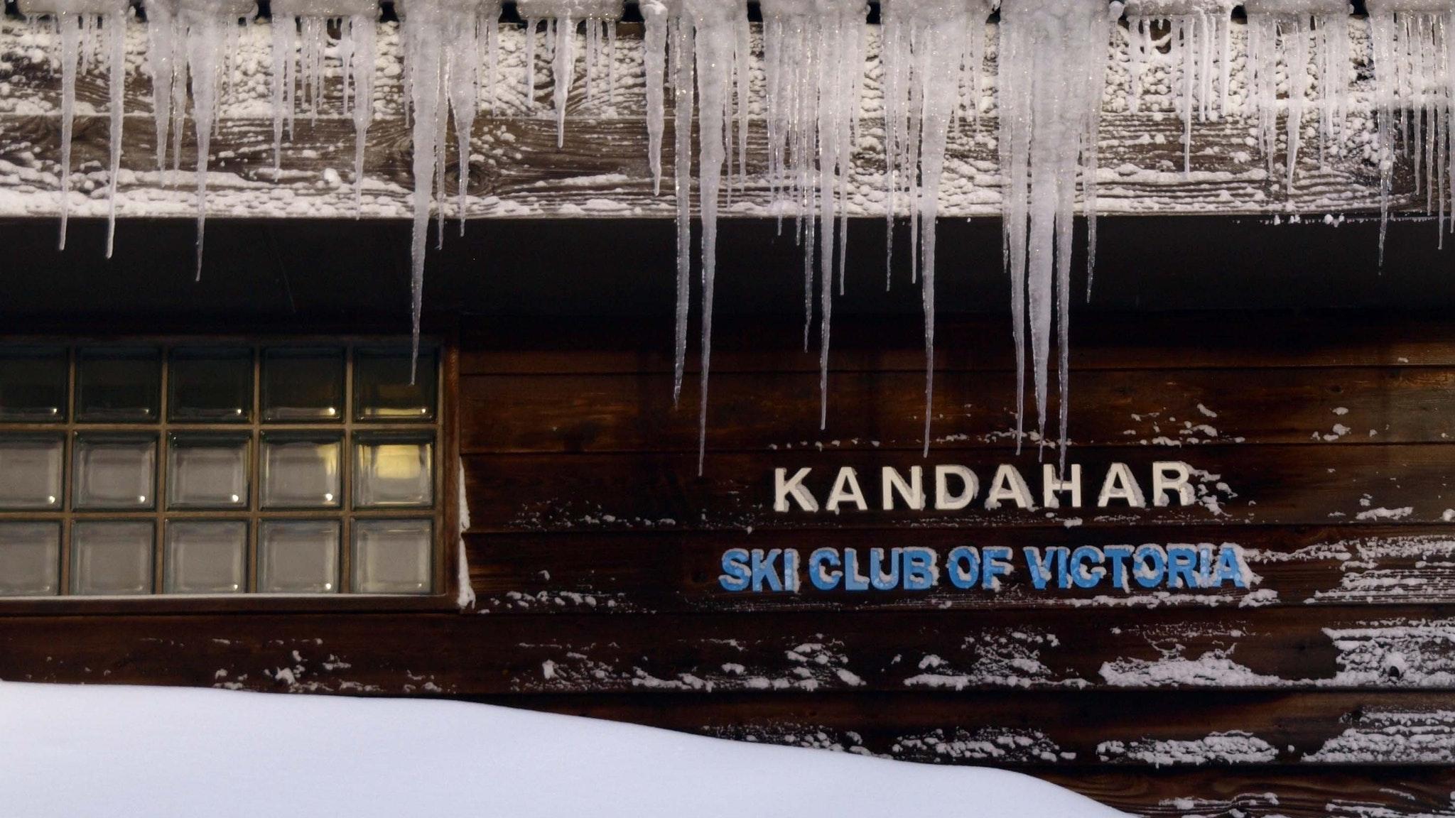 Kandahar in winter