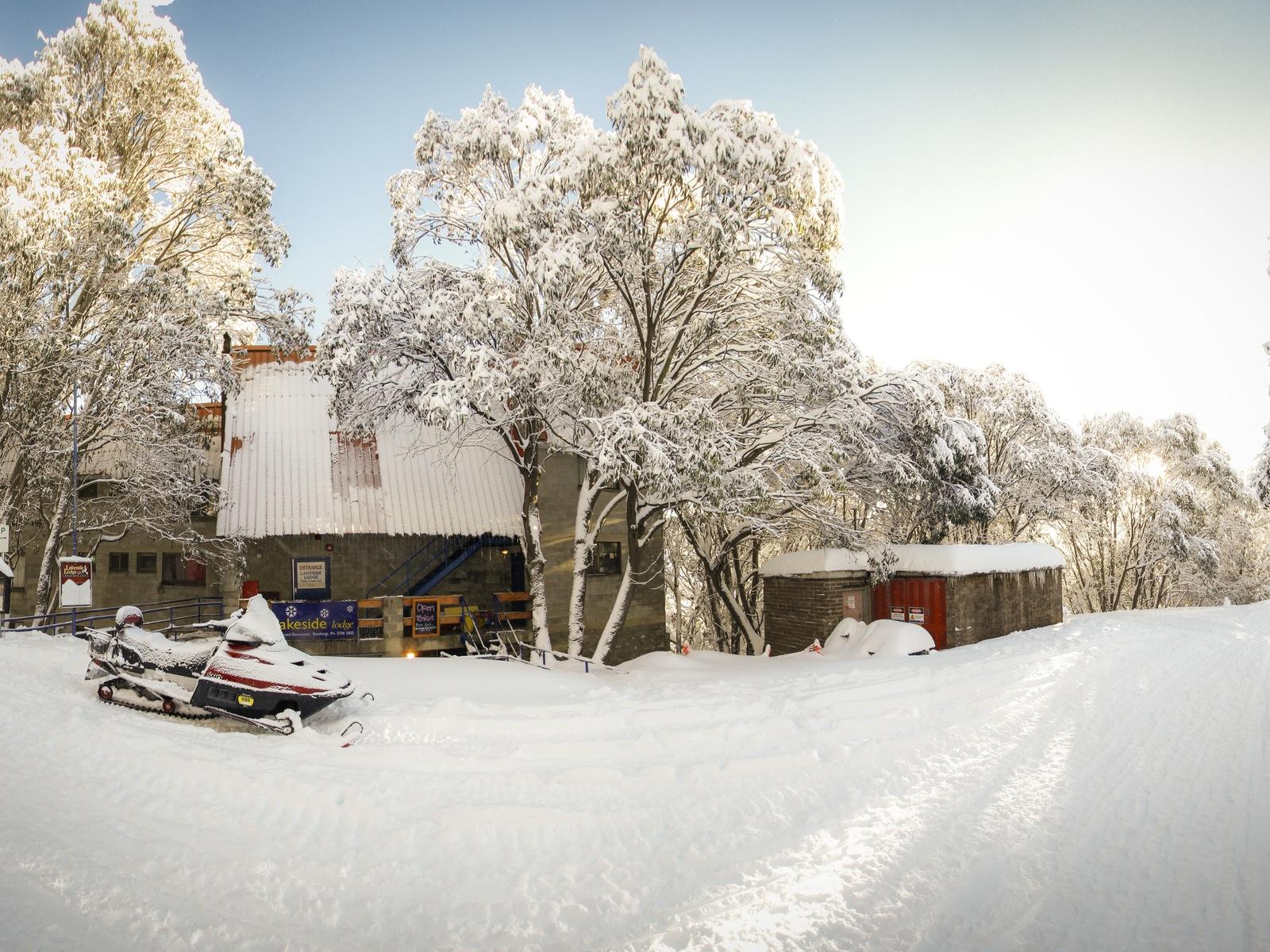 Lakeside Lodge, Falls Creek