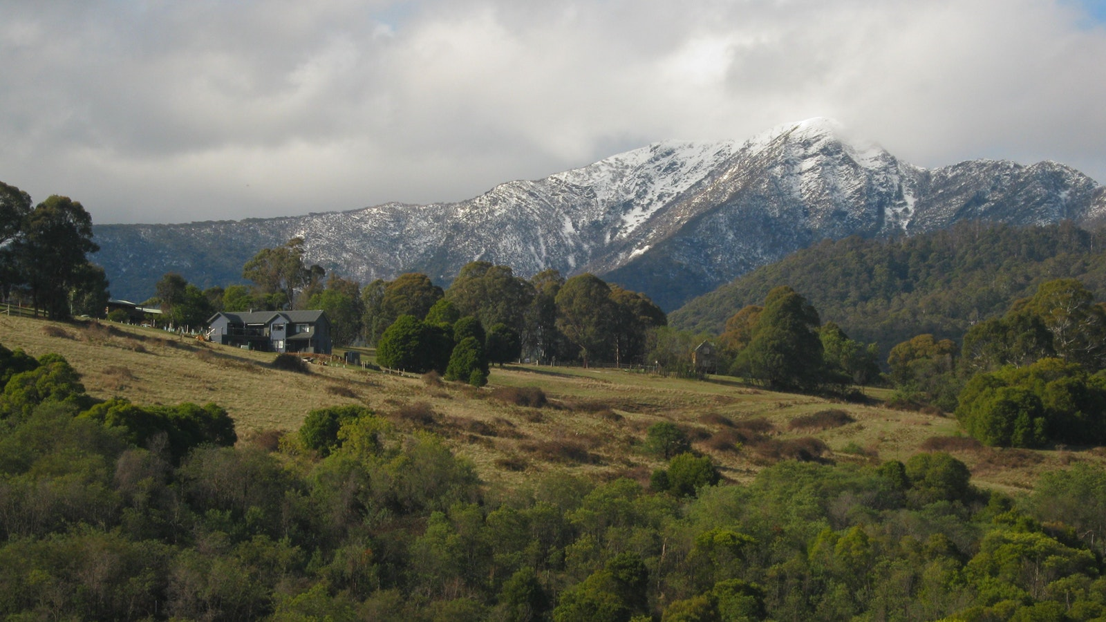 Mount Buller - Skiing in winter