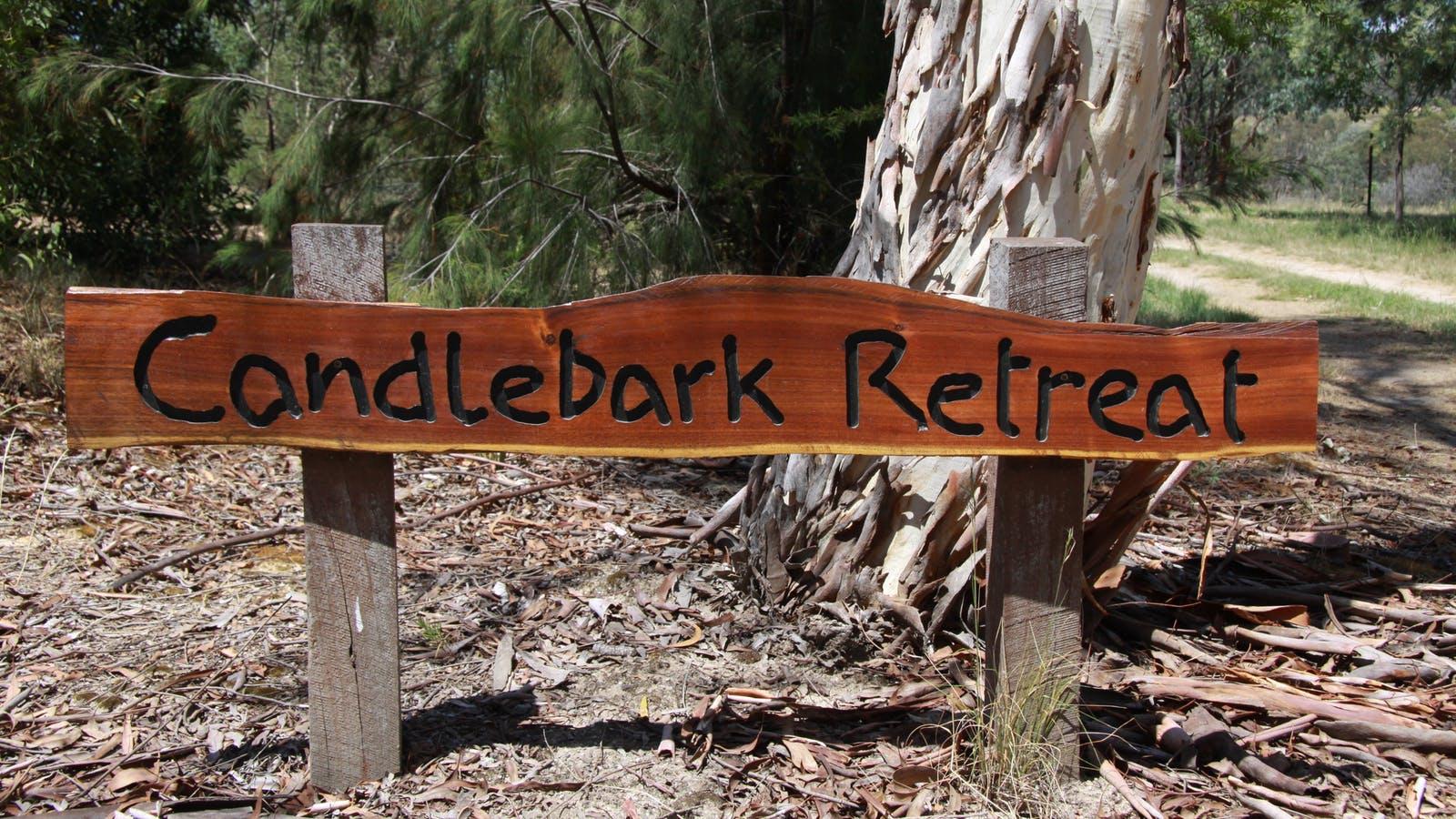 Welcome to Candlebark Retreat