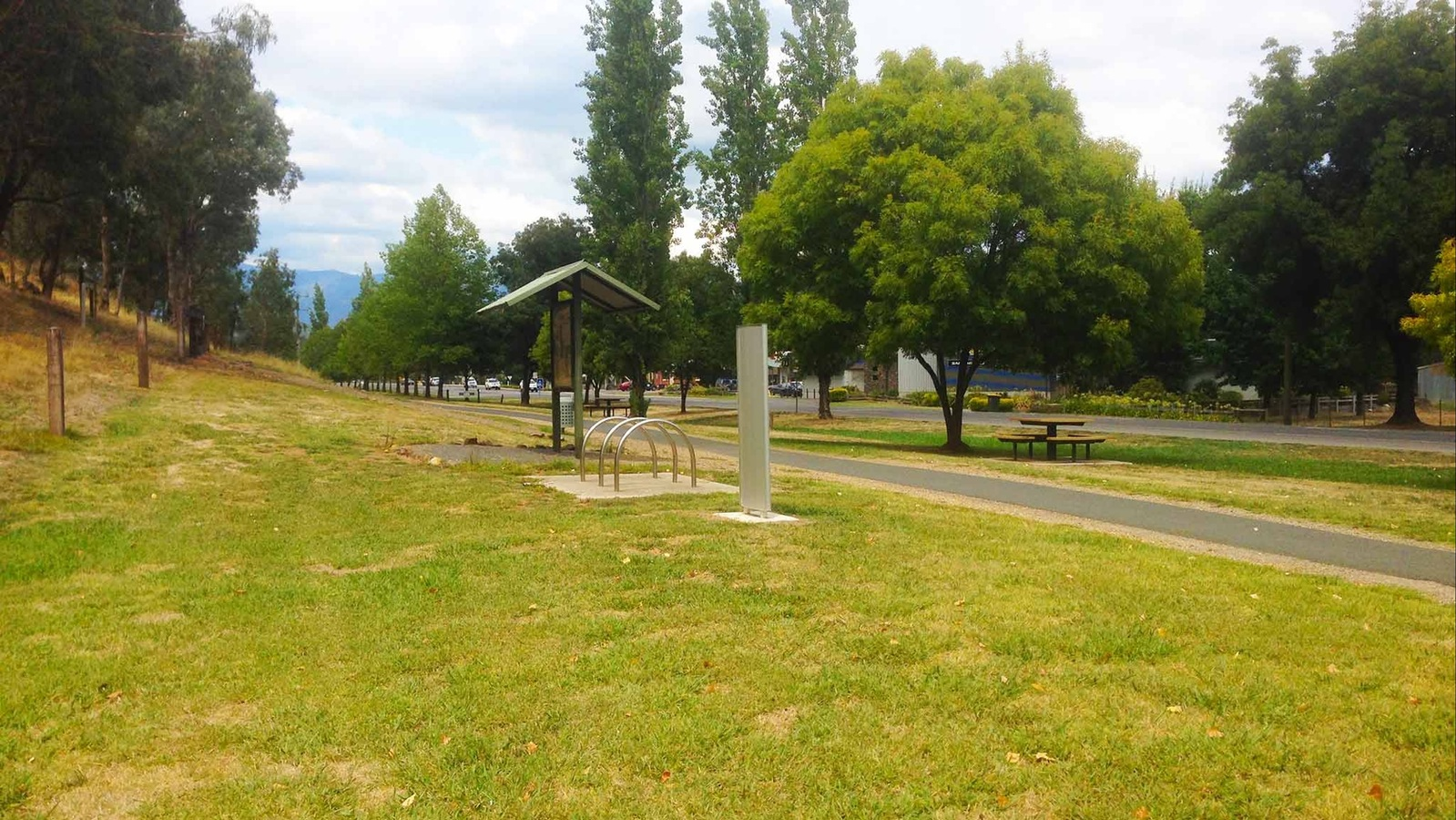 Murray to Mountains Rail Trail Myrtleford